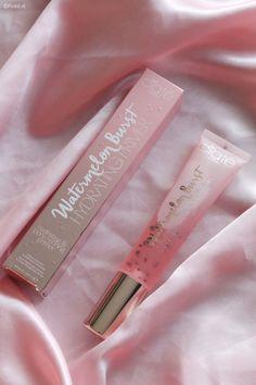 Hydrating Primer, Beauty Review, Lip Balm, Watermelon, Make Up, Lipstick, My Style, Lip Gloss, Lipsticks
