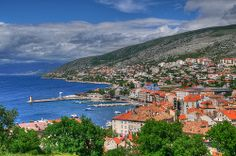 Senj, Croatia - THIS IS MY FATHER'S HOME TOWN (Violette)