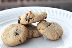Low Carb Girl Scout Thank U Berry Much Cookies (Cranberry, White Chocolate Chip, Macadamia nut cookies)