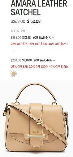 Calvin Klein: экстра скидка 25%-40% - 7thSense Leather Satchel, Calvin Klein, Color, Leather Briefcase, Leather Bag, Colour, Colors