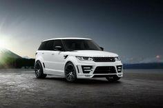 Range Rover Sport Lumma Design , modifiyeli arabalar, modifiye, body kit, arabalar, range rover sport, lumma design