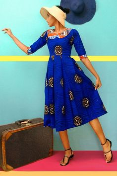 For its debut campaign, Nigerian fashion house BenRia is all about showcasing bold African prints. The budding design label premieres into the fashion - BellaNaija Style. African Attire, African Wear, African Women, African Dress, African Clothes, African Style, African Inspired Fashion, African Print Fashion, Fashion Prints