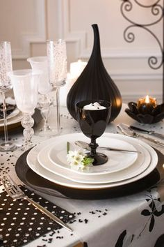 Luminarc is all about elegant tableware!