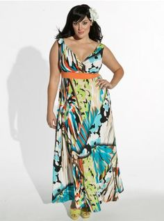 maxi dress guides for petite and plus-size women