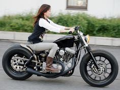 Rigid_EVO 1993 Bobber - The Sportster and Buell Motorcycle Forum - The XLFORUM®