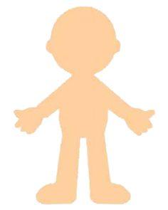 felt doll body