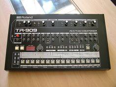 Custom Roland Tr-909