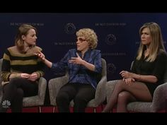 Emma Stone and Jennifer Aniston Star in 'SNL' Sketch That Takes On Women...