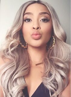 33 trendy ombre hair color ideas of 2019 - Hairstyles Trends Love Hair, Gorgeous Hair, Gorgeous Body, Weave Hairstyles, Pretty Hairstyles, Hair Rainbow, Hair Colorful, Curly Hair Styles, Natural Hair Styles