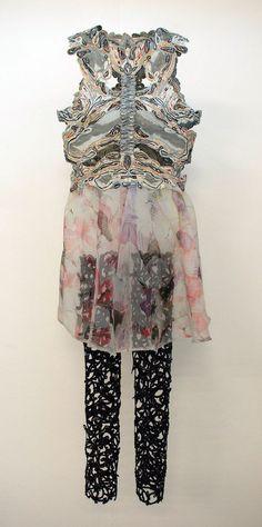 Marit Fujiwara is a BA Textile Design grad from Chelsea College of Art and Design.