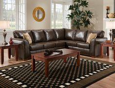 American Furniture Bentley Sectional   Wayfair