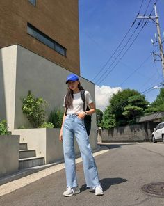 fashion outfits teenage korean for your perfect look this summer. teenage korean Fashion Outfits Teenage korean For Your Perfect Look This Summer Korean Fashion Trends, Korean Street Fashion, Korea Fashion, Asian Fashion, Look Fashion, Trendy Fashion, Girl Fashion, Fashion Outfits, Dress Fashion