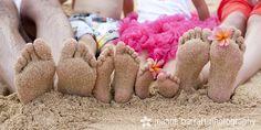 Beach family photography by Joanne Barratt