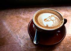 coffee horse!