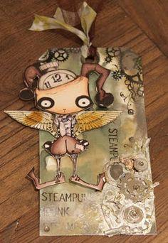 steampunk tag