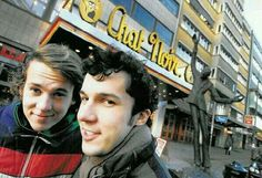 Young Bård and Vegard