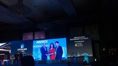 Winners at 2016 Cityscape Awards