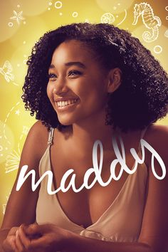 Amandla Stenberg stars as Maddy, based on the young adult novel by Nicola Yoon. | Everything, Everything Movie | In theaters now