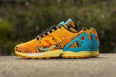 ADIDAS ZX FLUX (HONEYCOMB) | Sneaker Freaker