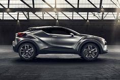 豐田《Toyota C-HR》市售小型跨界休旅可望現身北美車展?| 國王車訊 KingAutos