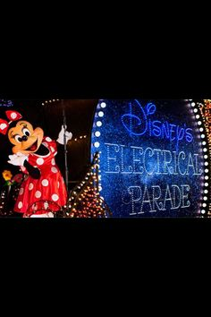 The Main Street Electrical Parade :)
