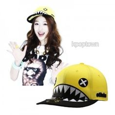 <3 ELSTINKO FITTED CAP 013 - Yellow