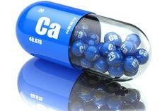 Pílulas de cálcio