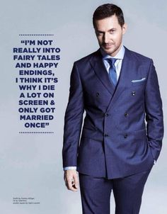 Twitter - Obviously he's not talking about the original fairy tales where they are more kin to horror stories. Still, he says he's not into horror films either.