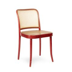 Josef Hoffman Bentwood Chair with Original Finish - Hendricks Churchill
