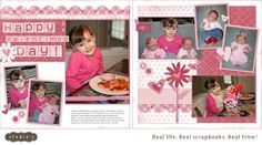 Karen Pedersen: Beautiful Studio J Digital Layouts