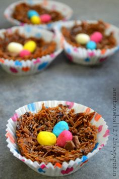 how to cook vermicelli nests
