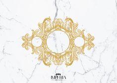 Custom wedding logo - Luxury Logo - Exclusive Logo - logo matrimonio - logo Design Custom - premade logo - wedding logo - wedding crest