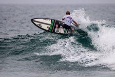 SUP surf - love my Hobie RAW!