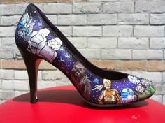 Star Wars Shoes?!