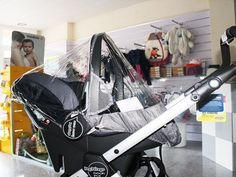 Pastico de lluvia para el primo viaggio de Peg Perego, esta burbuja se usa para proteger a tu beb...