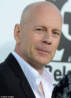 Bruce Willis...MANY YEARS AGO IN DE. HIS MOTHER TOLD ME HE WAS A STRUGGLING ACTOR. M.W. YOUR HOPES FOR HIM BECAME A REALITY! CS