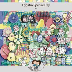 SoMa Design: Eggstra Special Day - Kit