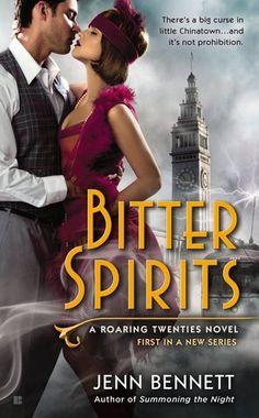 Book Review: BITTER SPIRITS by Jenn Bennett
