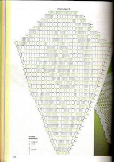 Kira scheme crochet: Scheme crochet no. Crochet Angel Pattern, Crochet Bedspread Pattern, Crochet Doily Diagram, Crochet Motifs, Filet Crochet, Crochet Doilies, Crochet Flowers, Crochet Stitches, Knit Crochet