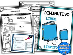 Tienda - Material Didactico para tus clases Notebook, Bullet Journal, Games, At Word Family, Alphabetical Order, Question Mark, Collections Of Objects, Addition And Subtraction, Gaming