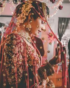 Buy beautiful Designer fully custom made bridal lehenga choli and party wear lehenga choli on Beautiful Latest Designs available in all comfortable price range.Buy Designer Collection Online : Call/ WhatsApp us on : Indian Bride Poses, Indian Bridal Photos, Indian Bridal Fashion, Indian Muslim Bride, Muslim Wedding Photos, Bridal Portrait Poses, Bridal Poses, Bridal Photoshoot, Indian Wedding Couple Photography