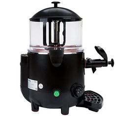 5l Commercial Hot Chocolate Machine with Adjustable Temperature *** You can get additional details at the image link.Note:It is affiliate link to Amazon.