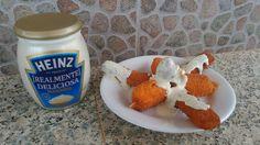 Mis platos saben mucho mejor desde que utilizo mayonesa Heinz en mis platos #RealmenteDeliciosa #mayonesaheinz @trnd_es