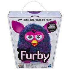 Pelúcia Interativa - Furby Hot Voodoo - Hasbro