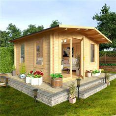 BillyOh Montana Log Cabin