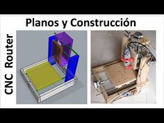 ✅ Planos y Construcción de CNC Casera (Fácil de hacer) #3 - YouTube