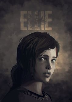 The Last of Us-- Tumblr art. Under youtubers because I'm currently watching pewdiepie play this