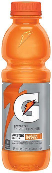 I'm learning all about Gatorade® G Series® Tangerine Sports Drink 16.9 fl. oz. Bottle at @Influenster!