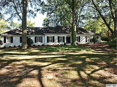 Wonderful 3 bedroom painted brick ranch on a large lot in Foxcroft. This home features a master suite with a great master bath and big closets, renovated kitchen opening to a family room. Sunroom off family room. Lovely formals, 2 car attached backload carport. This is a great, solid house and a fabulous price for foxcroft. #zillow