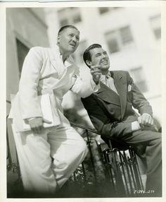 Jack Oakie & Cary Grant
